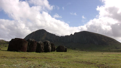 Easter Island, Chile Live Action