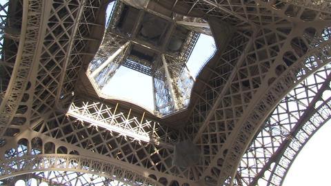 Eiffel Tower Footage