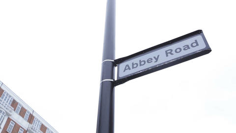 Road Sign, Abbey Road ビデオ