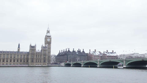 Palace of Westminster Footage