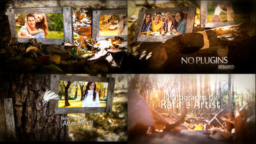 Natural Opener After Effects Template