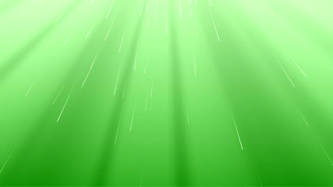 Green Particles Background Animation