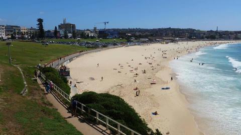 BONDI BEACH, SYDNEY, AUSTRALIA Live Action