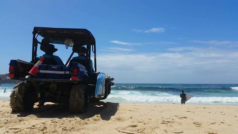 BONDI BEACH, SYDNEY, AUSTRALIA Footage