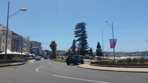 BONDI, SYDNEY, AUSTRALIA Footage
