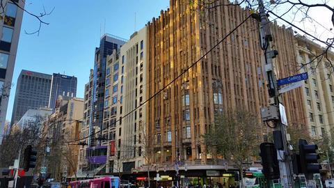 Establishing Shot - Melbourne City Live Action