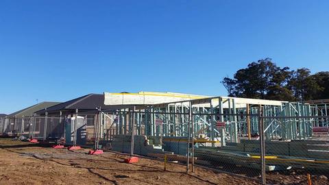 Housing Construction Real Estate Property Market Development Footage