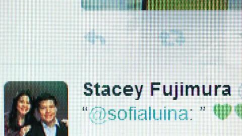 Social Media Internet Platform: Twitter stock footage