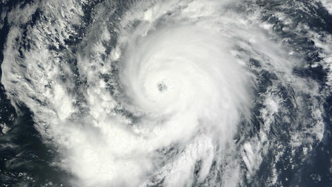 Cyclone - Hurricane - typhoon Footage