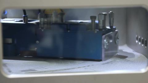 3d Printer - Titanium 3D Printing Technology Live Action