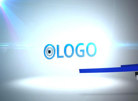 Ribbon Logo Reveal After Effects Template